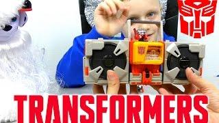 ТРАНСФОРМЕРЫ Автоботы Трансформеры Прайм и Щенячий Патруль Игры Видео для детей