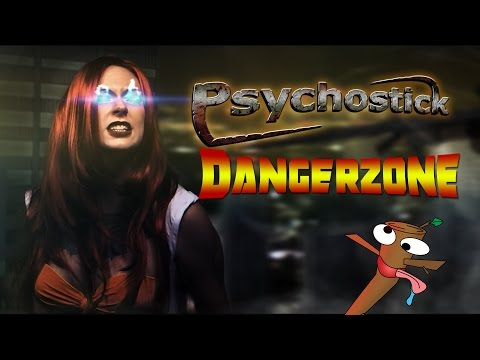 """Danger Zone"" metal cover by Psychostick [Kenny Loggins]"