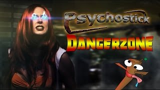 """Danger Zone"" by Psychostick [Official] Kenny Loggins heavy metal cover"