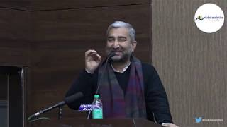 Sh Sushil Pandit (Must watch) speaking at IndoiAnalytics conclave on Article35A