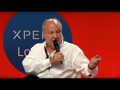 Keynote: Harvey Goldsmith, Artist Promotion Management - Midem 2015