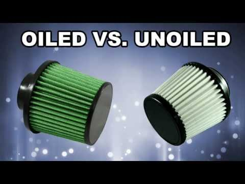 Green Filter USA - Synthetic Filter Oil