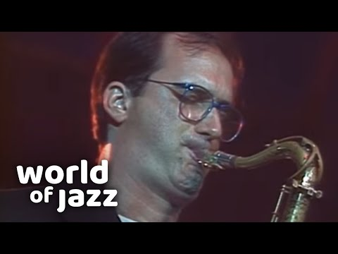 Michael Brecker & Band at the North Sea Jazz Festival • 11-07-1987 • World of Jazz