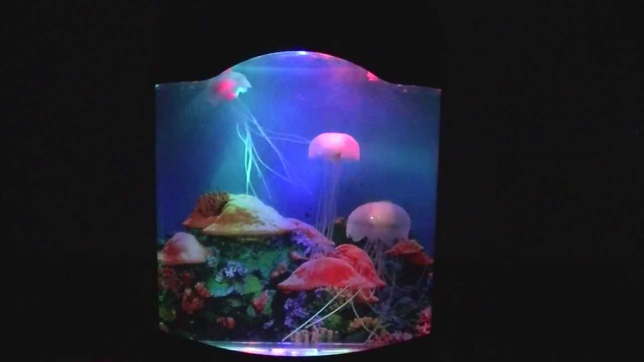 Discovery Kids Jellyfish Tank (Lights Off)   YouTube