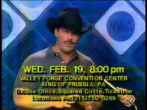 NWA - Valley Forge Convention Center House Show Promo