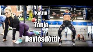 Workout Katrín Tanja Davíðsdóttir / Тренировки Кэтрин Дэвидсдоттир (звезда кроссфита)