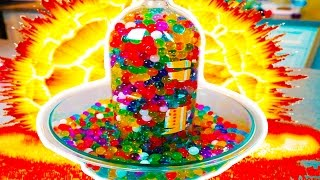 Exploding 30 Pounds Of Orbeez!!!