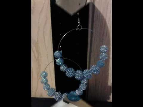 DIY:Basketball wives inspired earrings