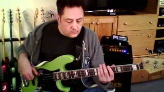 One Thing Leads To Another: The FixX (Bass Cover Playalong)