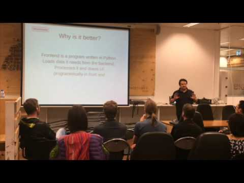 From C++ to Python: A Coder's Tale - Mark Lockett