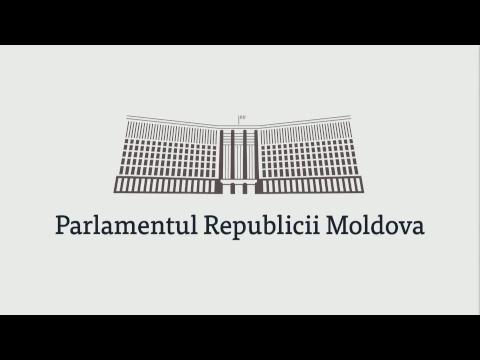 Şedinţa Parlamentului Republicii Moldova 23.02.2018