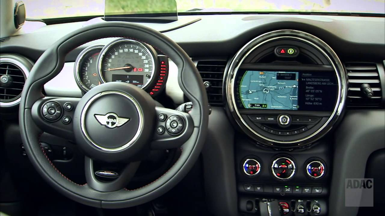 Mini Cooper Im Test Autotest 2014 Adac Youtube