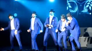Backstreet Boys - All I Have To Give (Israel, 19/05/2015)