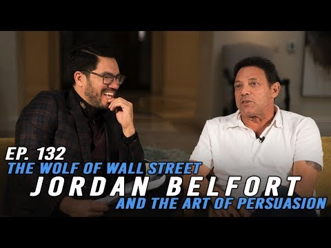 Jordan Belfort: The REAL Story Behind the Wolf of Wall Street