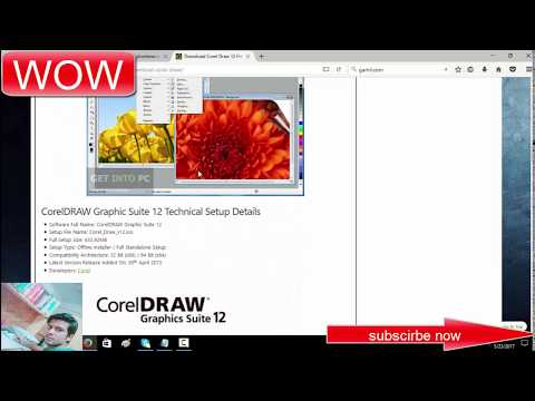 Corel Draw 12 Graphics Suite Pc Softawer Download