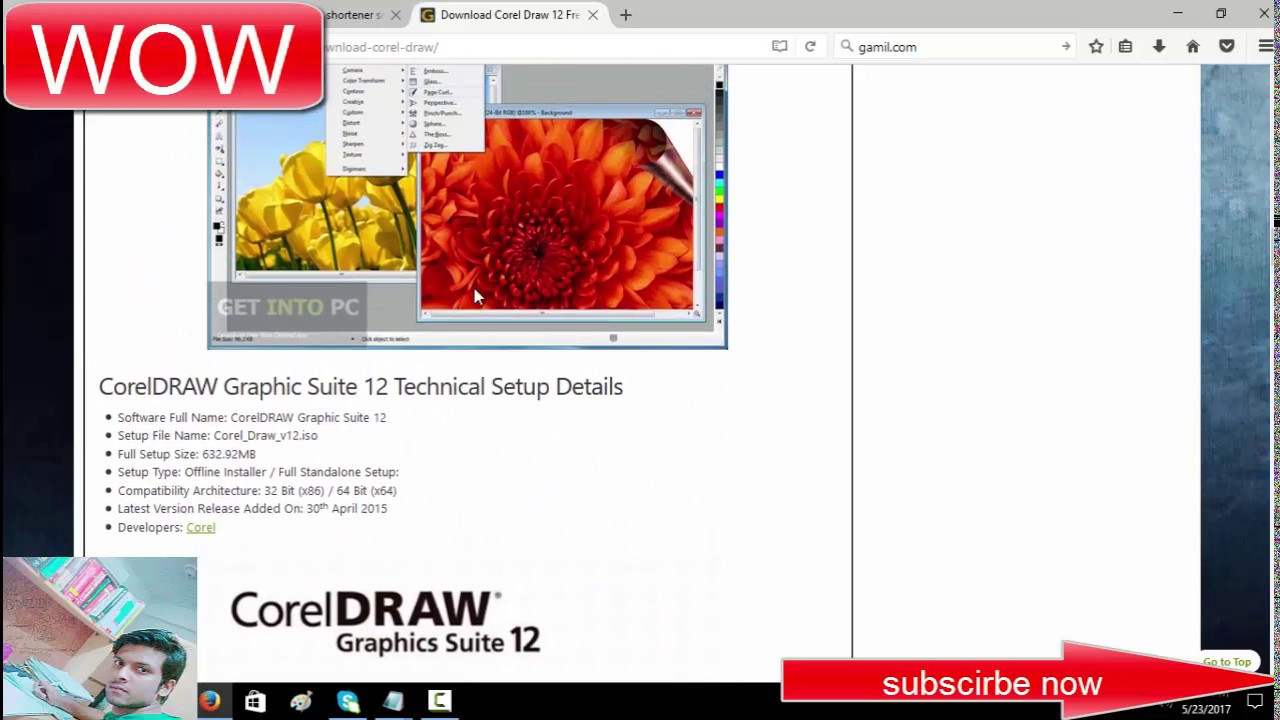Coreldraw version 12 - Corel Draw 12 Graphics Suite Pc Softawer Download