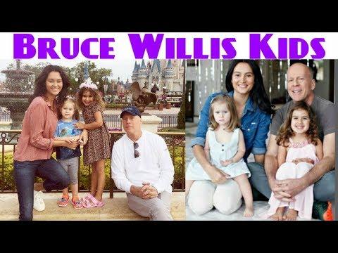 Bruce Willis Kids (2017) | Bruce Willis Daughters