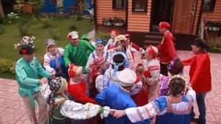 видео ПОДАРКИ В РУССКОМ НАРОДНОМ СТИЛЕ