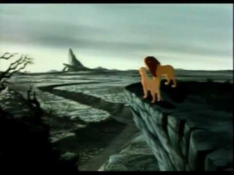 When you believe - The Lion King