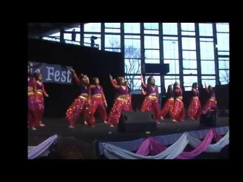 Sada Dil Vi Tu- India Fest 2014 Ayushma and Friends