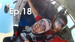 Skydiving In New Zealand Ep. 18 Photographing The World BTS