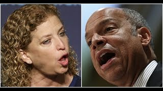 Debbie Wasserman Schultz Throws Jeh Johnson Under the Bus: 'He's Wrong in Every Respect'