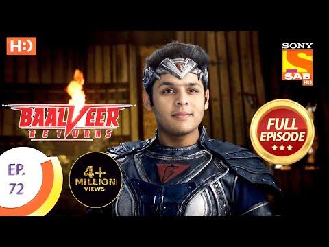 Baalveer Returns - Ep 72 - Full Episode - 18th December 2019