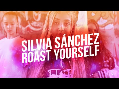 ROAST YOURSELF CHALLENGE - Silvia Sánchez