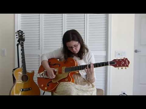 Chet Atkins - Windy and Warm (Katelyn Prieboy)