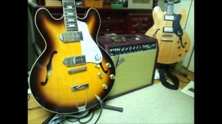 レミオロメンの「RUN」のリズムギターを弾いてみました。 原曲に合わせ...