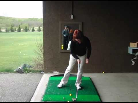Real Swing Golf Method® before and after Swing Makeovers in 1 lesson