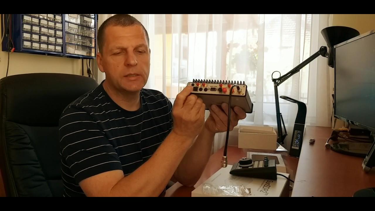 EXPERT ELECTRONICS SUNSDR2 PRO SDR TRANSCEIVER