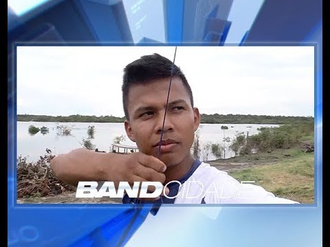 Tiro com arco: Atleta indígena conquista vaga no Pan-americano