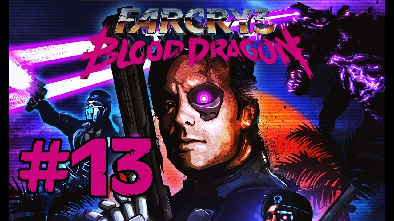 Let's Play Far Cry 3: Blood Dragon #13 German (Blind) [Garnisonen befreien] #1