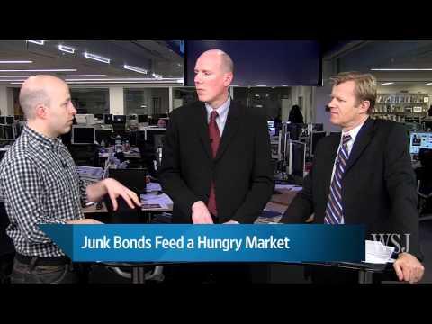 Junk Bonds Feed a Hungry Market