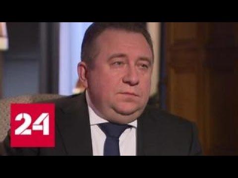 Алексей Рахманов: доля гражданского судостроения в ОСК с 2014 года выросла втрое - Россия 24