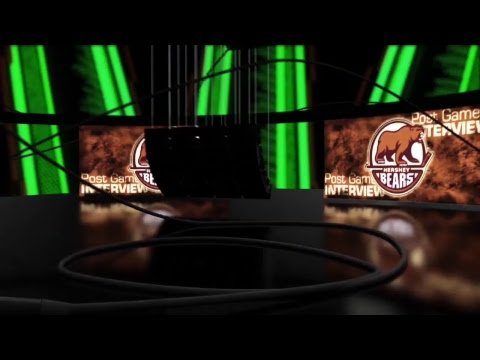 1/10/18 -  Springfield Thunderbird @ The Hershey Bears - Post Game Press Conference with Troy Mann