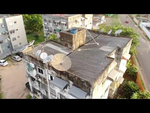 Vôo com drone em Manoel Julião, Rio branco AC