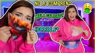 MI LINEA DE ROPA ES UNA ESTAFA 😡 Me MINTIERON!! - Lulu99