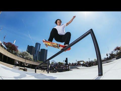 Skate Culture in Detroit - Red Bull Hart Lines
