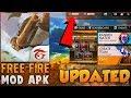 Free fire apk new version V.1.20.3 high damage unlimited health
