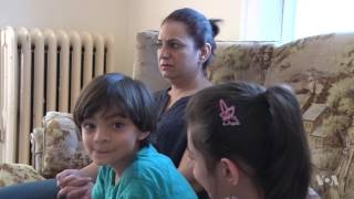 Syrian Refugee Family in US Hopes Disabled Daughter can Get Treatment
