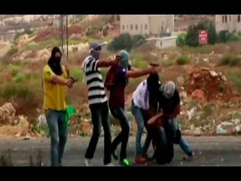 Israeli violence against Palestinians condemned