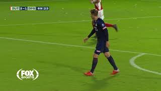 Samenvatting Jong FC Utrecht - Jong PSV (07-09-2018)