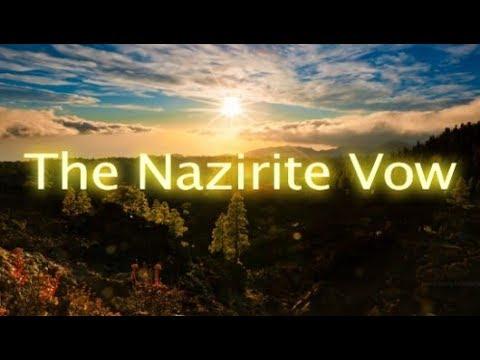 My Nazirite VOW 2019