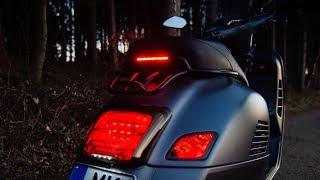 Vespa GTS 300 Super Sport Limited Edition