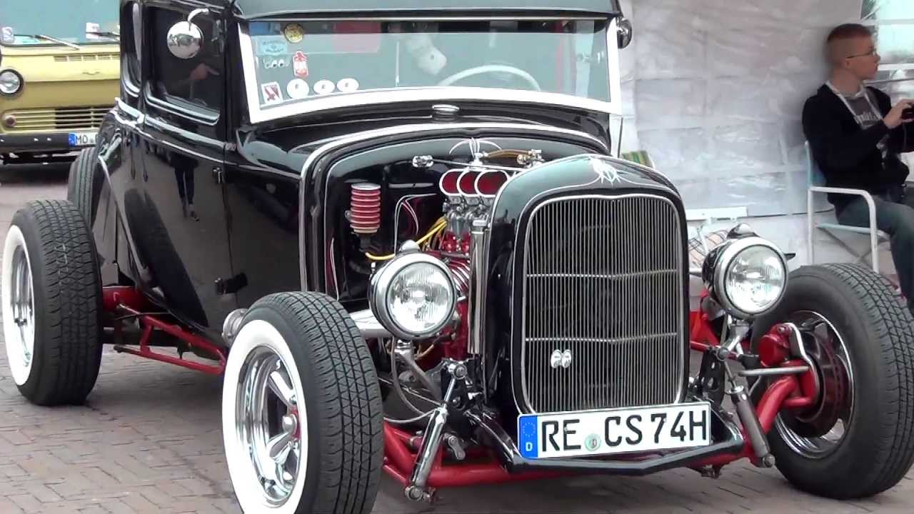 Custom Car and Hot Rod Compilation - YouTube