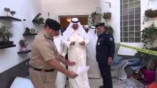 السلطات الكويتية تعثر على مخباء في بيت احد الشيعه على ترسانة أسلحة ومتفجرات