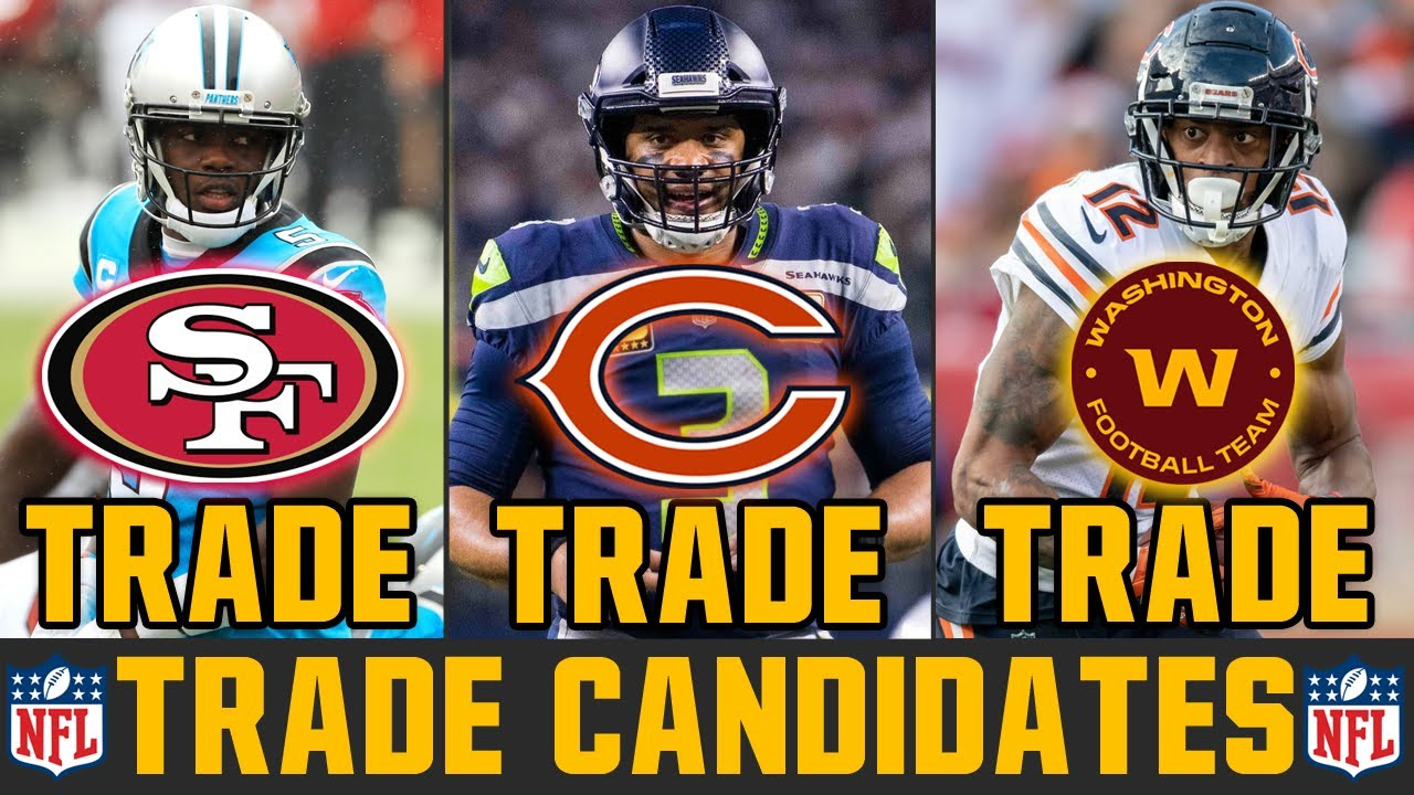 NFL Players That Could Be TRADED In Free Agency (2021 NFL Trade Rumors)