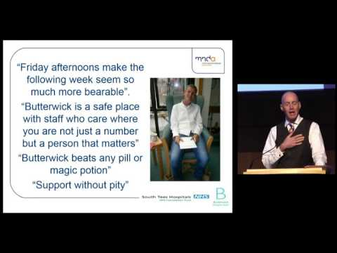 Colin Pearson: First Contact Group: An Anticipatory Approach to Palliative Care